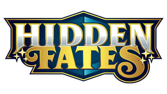 Sun & Moon Hidden Fates