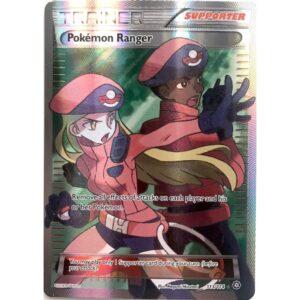 Pokémon Ranger 113/114 Full Art Trainer