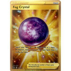 Fog Crystal 227/198 Full art (Guld)